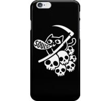 Cat Got Your Soul? II iPhone Case/Skin
