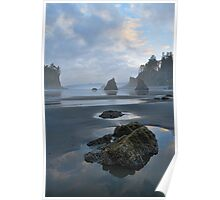 Ruby Beach - Olympic National Park Poster