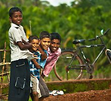 How many smiles.. ? by Dinni H