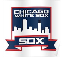 Chicago White Sox logo 3 Poster
