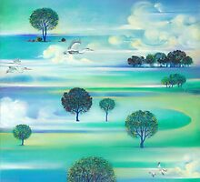 """Multiple Horizons"" by Anna Miarczynska"