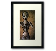 The Miraculous Automaton Framed Print