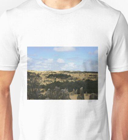 The Pinnacles - Austraila Unisex T-Shirt