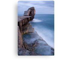 Portland Bill Seascapes Canvas Print