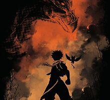 Dragon Slayer by SweetSilhouette