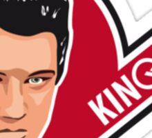 King Inside Sticker