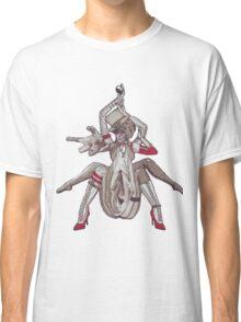 Professional Black Widow Figure Classic T-Shirt