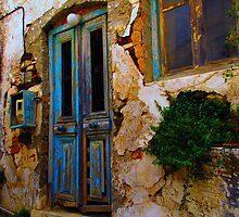 double doors by photojam