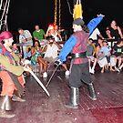 Pirate Sword Fight by mltrue