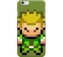 Lt Surge Overworld Sprite iPhone Case/Skin