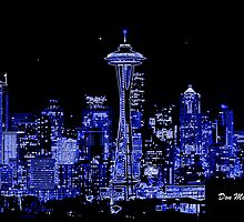 Seattle blues by Don1966