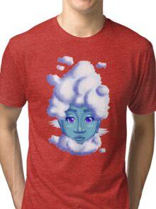 On a Cloudy Day Tri-blend T-Shirt