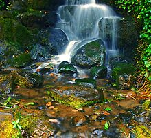 water fall by Don1966