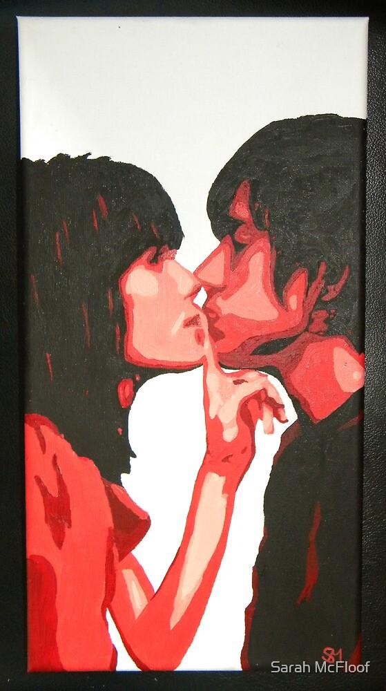 The Quiet Kiss by Sarah McDonald