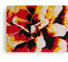 Fir Cone Canvas Print