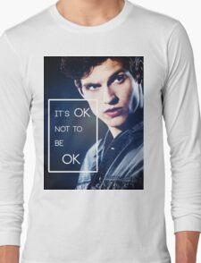 It's ok, Isaac. Long Sleeve T-Shirt