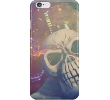 Purple Skull iPhone Case/Skin