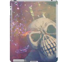 Purple Skull iPad Case/Skin