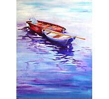 Boat series - Reliance Photographic Print