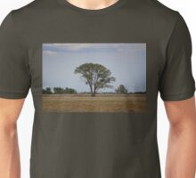 Lone Tree On the Prairie Unisex T-Shirt