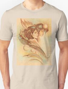 """""""THE GEMINI"""" - Protective Angel for Zodiac Sign T-Shirt"""