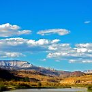 Colorado Mountains by Susie Wieberg