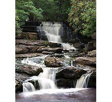 Waterfall at Keld Photographic Print