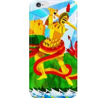 LAMPTON WORM iPhone Case/Skin