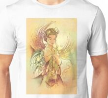 """""""THE TAURUS"""" - Protective Angel for Zodiac Sign Unisex T-Shirt"""