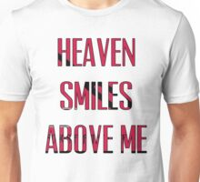 Queens of The Stone age - No One Knows - Heaven Smiles Above Me Unisex T-Shirt