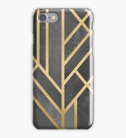 Art Deco Geometry 1 iPhone Case/Skin