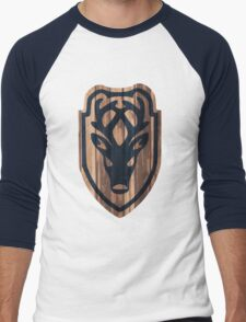 Falkreath Hold Shield Men's Baseball ¾ T-Shirt