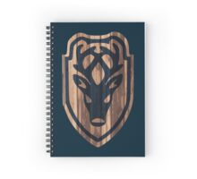 Falkreath Hold Shield Spiral Notebook