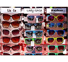 Cheap Sunglasses Photographic Print