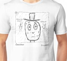 Conscience Unisex T-Shirt