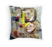 A Last Film Script. Throw Pillow
