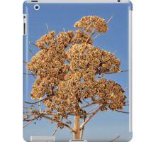 GOLDEN NATURE iPad Case/Skin