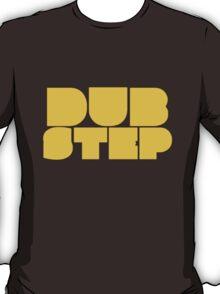 Dubstep yellow T-Shirt