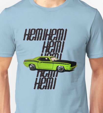 Plymouth Hemi Cuda '71 Unisex T-Shirt