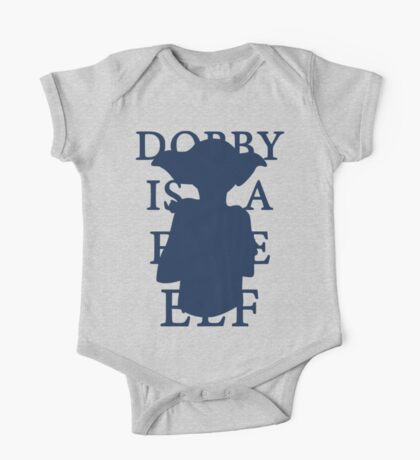 Dobby is a Free Elf One Piece - Short Sleeve