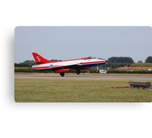 Hawker Hunter FGA.9 XE601 Canvas Print