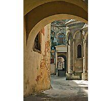 Backside of Armenian Church Photographic Print