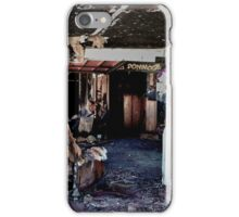 RECLINER iPhone Case/Skin