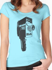 Who Shot JFK? Women's Fitted Scoop T-Shirt
