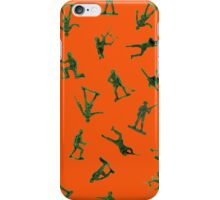 Toy Soldiers Vers 001 iPhone Case/Skin