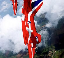 Red Arrows Loop by David Chadderton