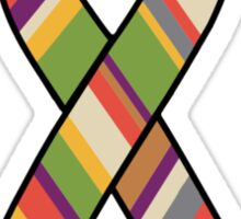 Whovian Awareness Sticker