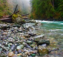 River Rock by Brent Sisson