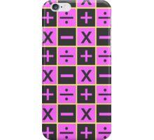 trish una pattern iPhone Case/Skin
