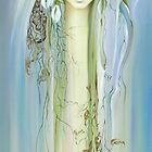 """""""The Spring to Come (Primrose)"""" from the series """"Eight Seasons of the Year"""" by Anna Miarczynska"""